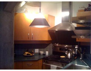 Photo 5: 311 1216 HOMER Street in Vancouver: Downtown VW Condo for sale (Vancouver West)  : MLS®# V799842