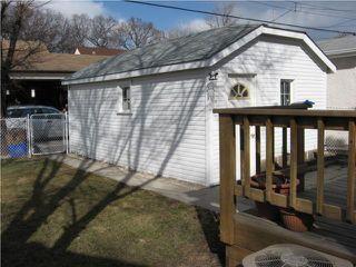 Photo 18:  in WINNIPEG: East Kildonan Residential for sale (North East Winnipeg)  : MLS®# 1006114
