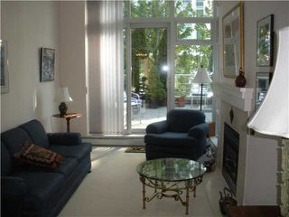 Photo 2: 302 198 AQUARIUS MEWS in Vancouver: False Creek North Townhouse for sale (Vancouver West)  : MLS®# V835561