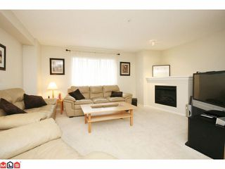 "Photo 2: 116 6747 203RD Street in Langley: Willoughby Heights Townhouse for sale in ""SAGEBROOK"" : MLS®# F1017944"