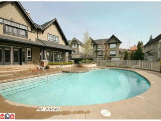 "Photo 10: 116 6747 203RD Street in Langley: Willoughby Heights Townhouse for sale in ""SAGEBROOK"" : MLS®# F1017944"