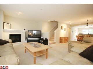 "Photo 3: 116 6747 203RD Street in Langley: Willoughby Heights Townhouse for sale in ""SAGEBROOK"" : MLS®# F1017944"