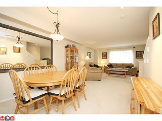 "Photo 6: 116 6747 203RD Street in Langley: Willoughby Heights Townhouse for sale in ""SAGEBROOK"" : MLS®# F1017944"