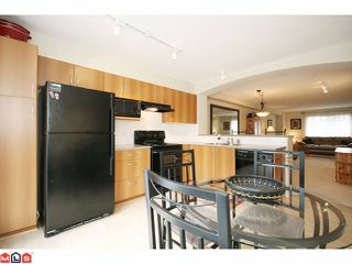 "Photo 4: 116 6747 203RD Street in Langley: Willoughby Heights Townhouse for sale in ""SAGEBROOK"" : MLS®# F1017944"