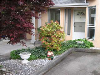 "Photo 1: 10 11950 LAITY Street in Maple Ridge: West Central Townhouse for sale in ""THE MAPLES"" : MLS®# V847156"