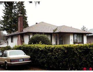 "Main Photo: 13117 98TH Avenue in Surrey: Cedar Hills House for sale in ""CEDAR HILLS"" (North Surrey)  : MLS®# F2832246"