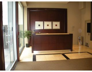 """Photo 2: 2705 610 GRANVILLE Street in Vancouver: Downtown VW Condo for sale in """"HUDSON"""" (Vancouver West)  : MLS®# V763868"""