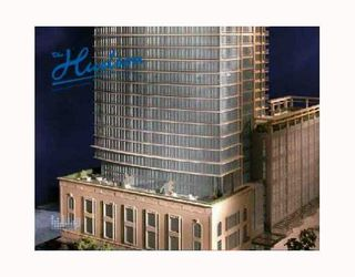 """Photo 1: 2705 610 GRANVILLE Street in Vancouver: Downtown VW Condo for sale in """"HUDSON"""" (Vancouver West)  : MLS®# V763868"""