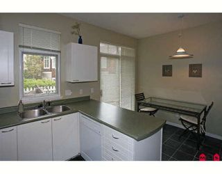 """Photo 5: 38 15030 58TH Avenue in Surrey: Sullivan Station Townhouse for sale in """"SUMMERLEAF"""" : MLS®# F2910550"""