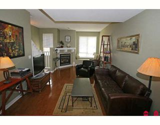 """Photo 2: 38 15030 58TH Avenue in Surrey: Sullivan Station Townhouse for sale in """"SUMMERLEAF"""" : MLS®# F2910550"""
