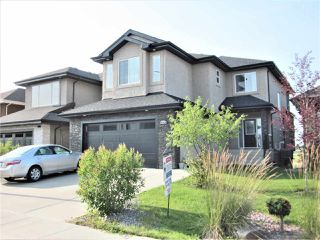 Photo 1: 9008 181 Avenue in Edmonton: Zone 28 House for sale : MLS®# E4167395