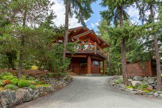 "Photo 1: 9483 EMERALD Drive in Whistler: Emerald Estates House for sale in ""EMERALD ESTATES"" : MLS®# R2396056"