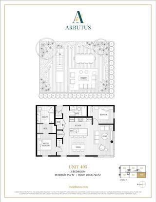 """Photo 4: PH5 2888 ARBUTUS Street in Vancouver: Kitsilano Condo for sale in """"THE ARBUTUS"""" (Vancouver West)  : MLS®# R2426949"""