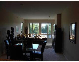 "Photo 2: 416 3097 LINCOLN Avenue in Coquitlam: Burke Mountain Condo for sale in ""Larkin House"" : MLS®# V782460"