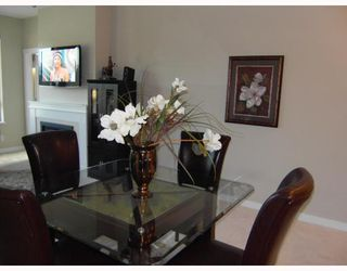 "Photo 3: 416 3097 LINCOLN Avenue in Coquitlam: Burke Mountain Condo for sale in ""Larkin House"" : MLS®# V782460"