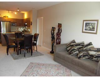 "Photo 5: 416 3097 LINCOLN Avenue in Coquitlam: Burke Mountain Condo for sale in ""Larkin House"" : MLS®# V782460"