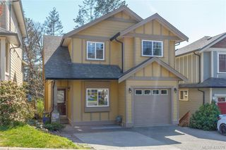 Main Photo: 941 Cavalcade Terrace in VICTORIA: La Florence Lake Single Family Detached for sale (Langford)  : MLS®# 424276