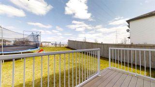 Photo 25: 1777 28 Street in Edmonton: Zone 30 House Half Duplex for sale : MLS®# E4197545