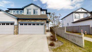Photo 1: 1777 28 Street in Edmonton: Zone 30 House Half Duplex for sale : MLS®# E4197545