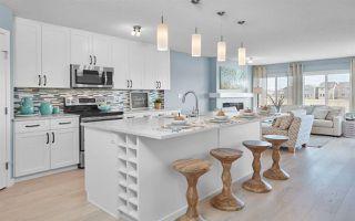Photo 1: 4320 Cooke Lane in Edmonton: Zone 55 House Half Duplex for sale : MLS®# E4206040
