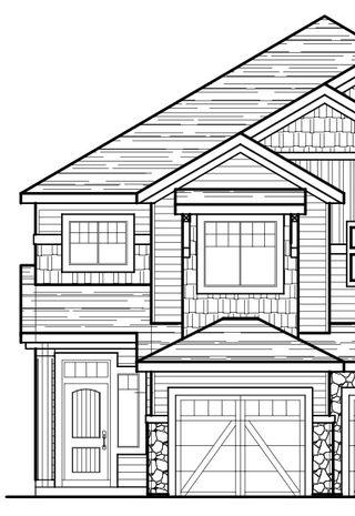 Photo 6: 4320 Cooke Lane in Edmonton: Zone 55 House Half Duplex for sale : MLS®# E4206040