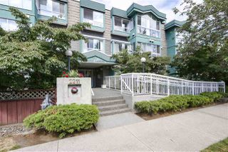 """Photo 1: 105 2211 WALL Street in Vancouver: Hastings Condo for sale in """"PACIFIC LANDING"""" (Vancouver East)  : MLS®# R2489744"""