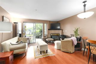 """Photo 2: 105 2211 WALL Street in Vancouver: Hastings Condo for sale in """"PACIFIC LANDING"""" (Vancouver East)  : MLS®# R2489744"""