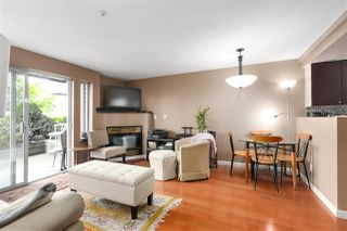"""Photo 3: 105 2211 WALL Street in Vancouver: Hastings Condo for sale in """"PACIFIC LANDING"""" (Vancouver East)  : MLS®# R2489744"""