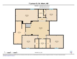 Photo 44: 7 Larissa Court: St. Albert House for sale : MLS®# E4211244