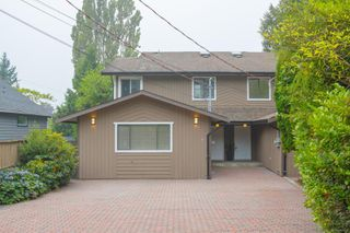 Photo 2: 1 Price Rd in : VR View Royal Full Duplex for sale (View Royal)  : MLS®# 857197