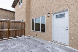 Photo 44: 8708 81 Avenue NW in Edmonton: Zone 17 House Half Duplex for sale : MLS®# E4221196