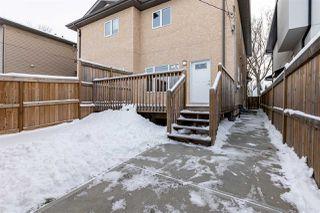 Photo 41: 8708 81 Avenue NW in Edmonton: Zone 17 House Half Duplex for sale : MLS®# E4221196