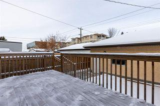 Photo 42: 8708 81 Avenue NW in Edmonton: Zone 17 House Half Duplex for sale : MLS®# E4221196