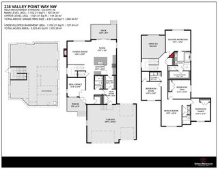 Photo 2: 238 Valley Pointe Way NW in Calgary: Valley Ridge Detached for sale : MLS®# A1056209