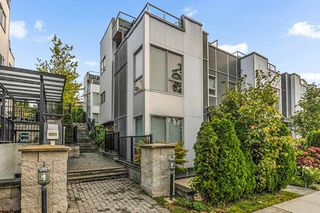 Main Photo: 2223 SOUTHSIDE Drive in Vancouver: South Marine Townhouse for sale (Vancouver East)  : MLS®# R2531039