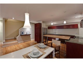Photo 4: 758 W 15TH Avenue in Vancouver: Fairview VW Townhouse for sale (Vancouver West)  : MLS®# V858048