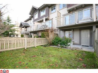"Photo 10: 4 20761 DUNCAN Way in Langley: Langley City Townhouse for sale in ""WYNDHAM LAKE"" : MLS®# F1028683"
