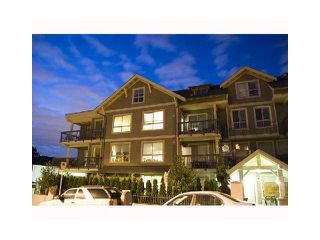 """Photo 1: 202 3895 SANDELL Street in Burnaby: Central Park BS Condo for sale in """"CLARK HOUSE"""" (Burnaby South)  : MLS®# V867276"""