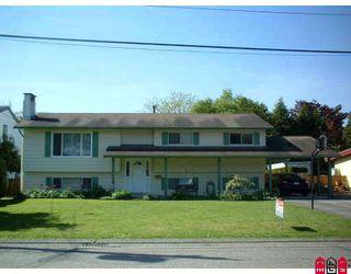 Main Photo: 6964 FRASER Drive: Agassiz House for sale : MLS®# H2805676