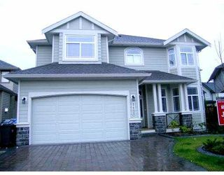 "Main Photo: 1120 AMAZON Drive in Port Coquitlam: Riverwood House for sale in ""AUGUSTA GREEN"" : MLS®# V628089"