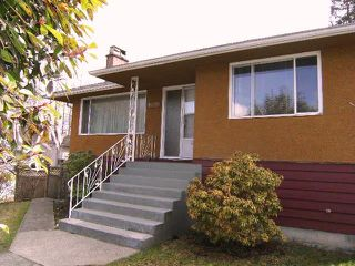 Photo 1: 8292 17TH Avenue in Burnaby: East Burnaby House for sale (Burnaby East)  : MLS®# V752961