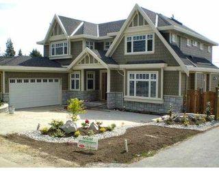 Photo 1: 915 LEOVISTA Avenue in North Vancouver: Capilano Highlands House for sale : MLS®# V761832