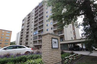 Photo 1: 504 246 Roslyn Road in Winnipeg: Osborne Village Condominium for sale (1B)  : MLS®# 1921628
