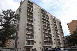 Photo 2: 504 246 Roslyn Road in Winnipeg: Osborne Village Condominium for sale (1B)  : MLS®# 1921628