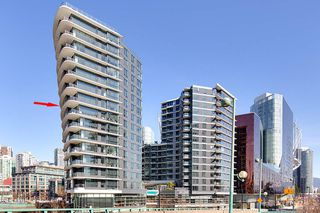 "Photo 1: 1210 68 SMITHE Street in Vancouver: Downtown VW Condo for sale in ""ONE Pacific"" (Vancouver West)  : MLS®# R2405438"