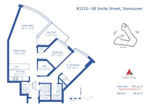 "Photo 19: 1210 68 SMITHE Street in Vancouver: Downtown VW Condo for sale in ""ONE Pacific"" (Vancouver West)  : MLS®# R2405438"