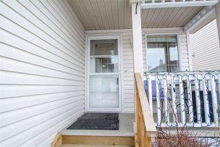Photo 33: 7 16933 115 Street in Edmonton: Zone 27 House Half Duplex for sale : MLS®# E4191246