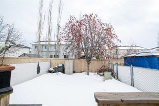 Photo 28: 7 16933 115 Street in Edmonton: Zone 27 House Half Duplex for sale : MLS®# E4191246