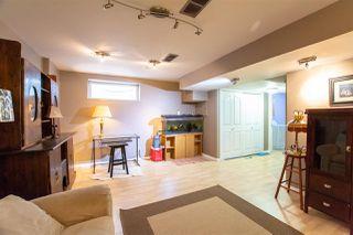 Photo 24: 7 16933 115 Street in Edmonton: Zone 27 House Half Duplex for sale : MLS®# E4191246