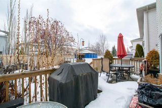 Photo 29: 7 16933 115 Street in Edmonton: Zone 27 House Half Duplex for sale : MLS®# E4191246